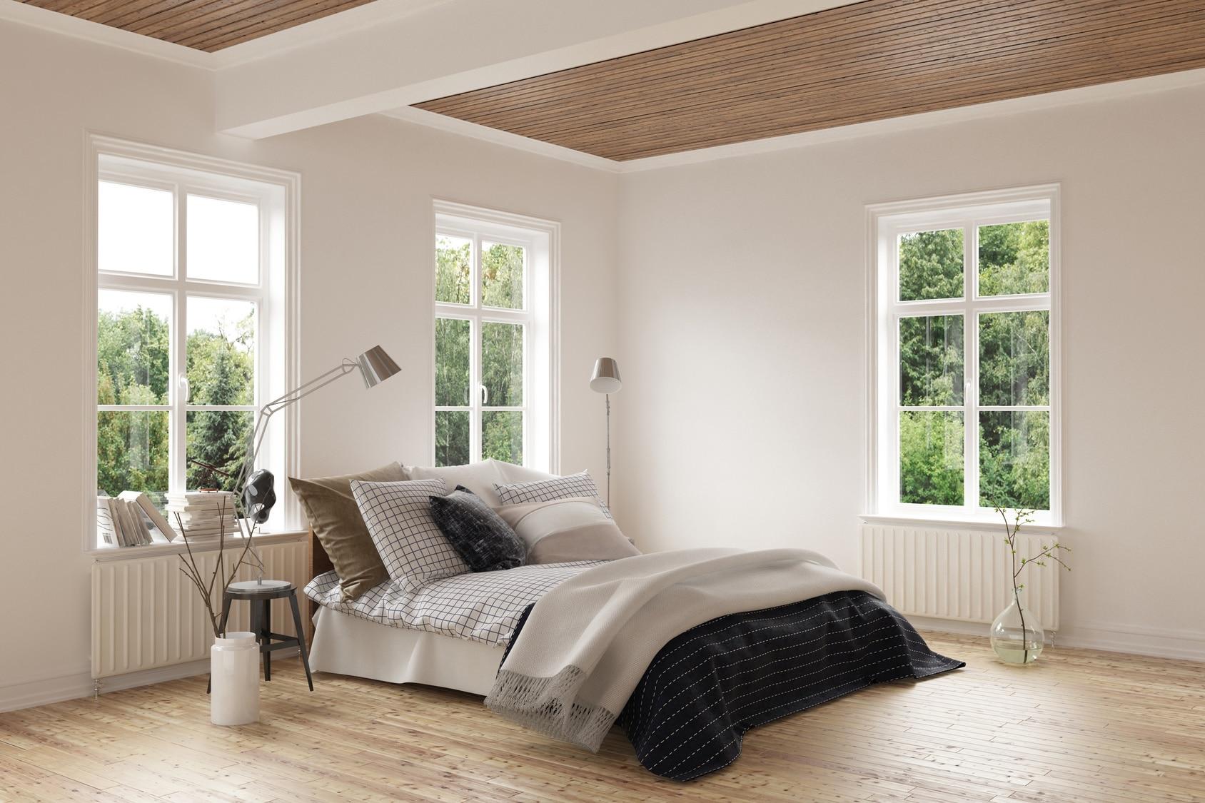 La couleur de la chambre peut influencer le sommeil - La chambre des couleurs ...