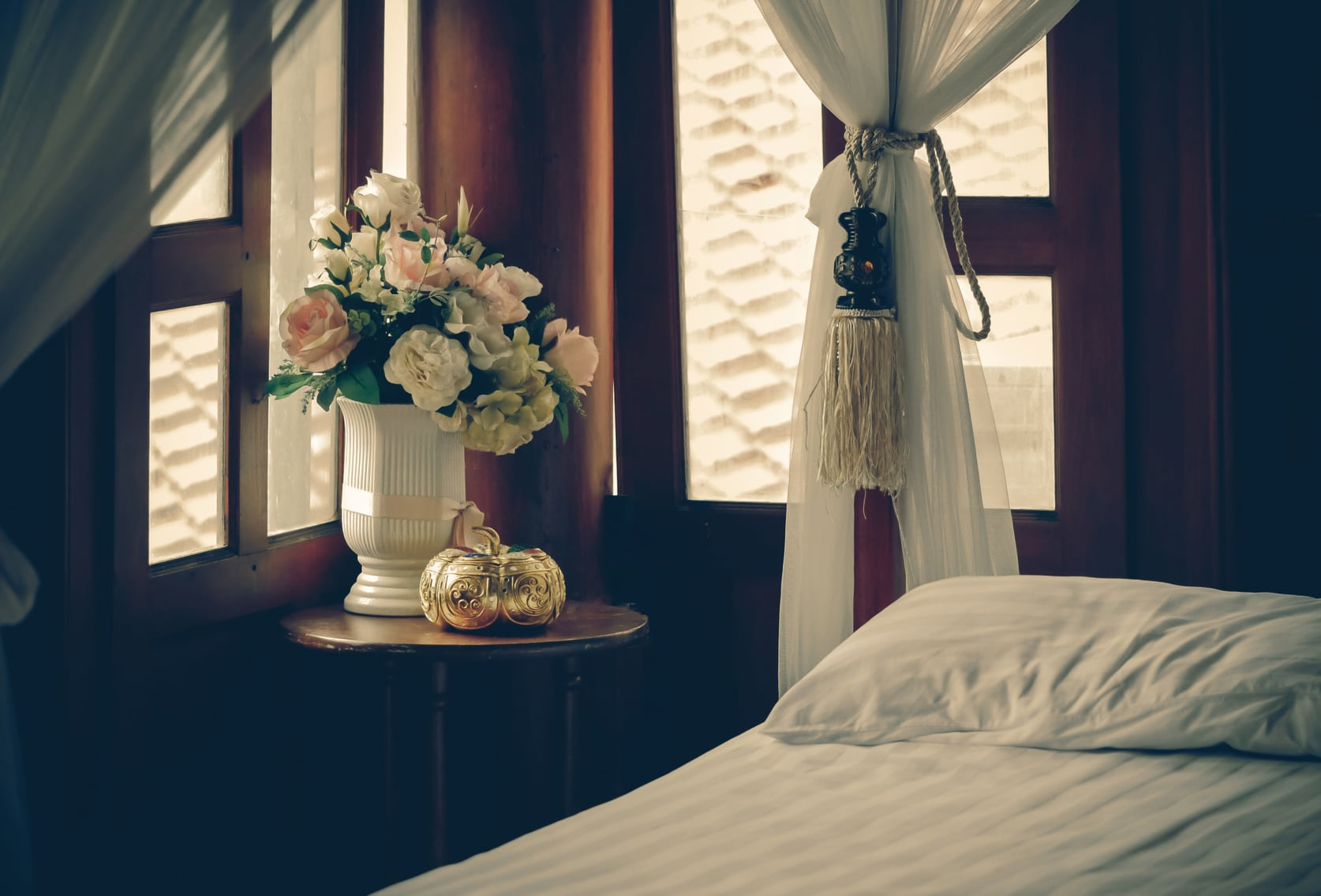 Comment d corer une chambre romantique for Decorer une chambre