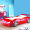 Une chambre de garçon thème Ferrari