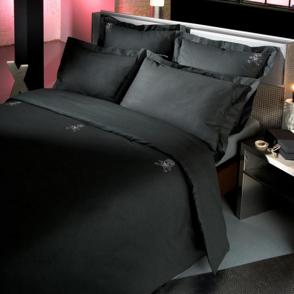 Housse de couette + 1 taie. Strass-Pirates