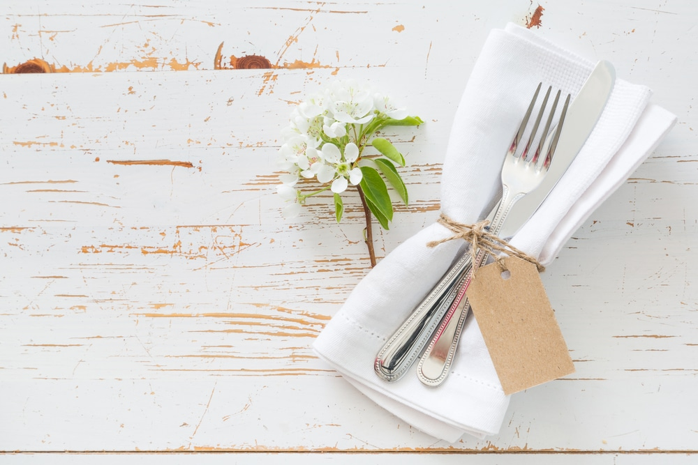 serviettes-table