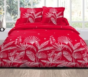 parure de lit pas cher parure de couette amazone parure de couette rouge housse de couette pas cher parure de lit 100% coton
